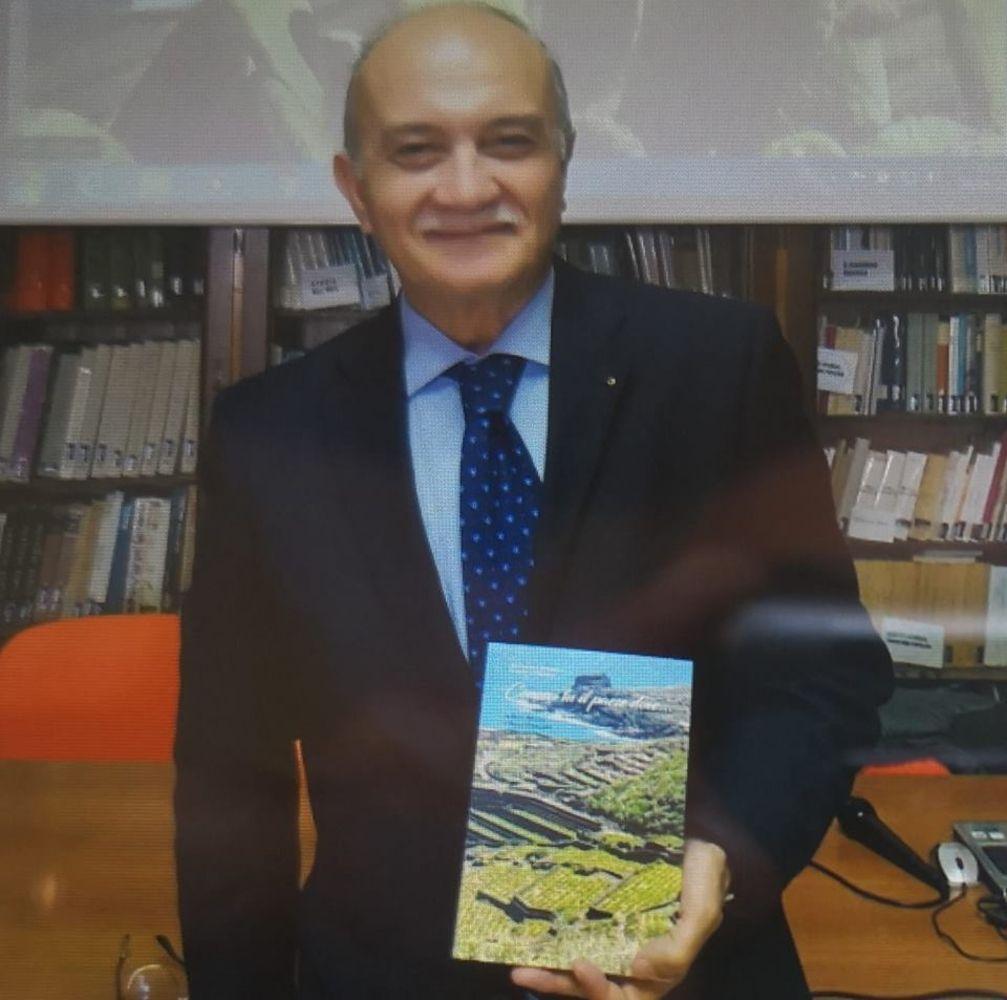 Diego Maggio rappresentante di Pantelleria per la gestione ...